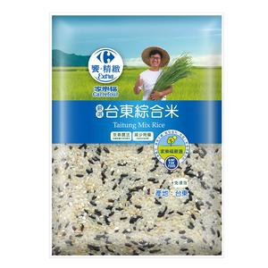C-CQL Taitung Mix Rice