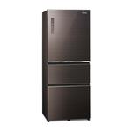 Panasonic NR-C501XGS變頻三門冰箱500L, 曜石棕, large