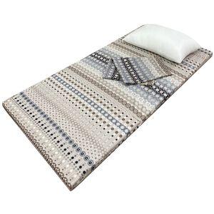 【大專開學購起來】VC印花透氣單人床墊3件式組合(3x6尺)