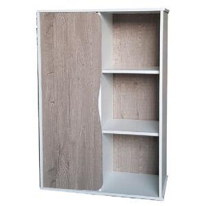 Five door cabinet