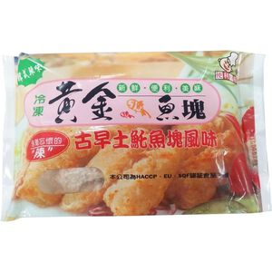 便利小館黃金魚塊-韓式辣味-300g