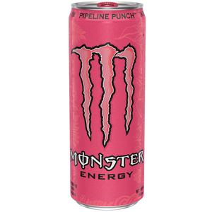 Monster 魔爪管浪潘趣碳酸能量飲料355mlx4