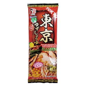 ITSUKI Tokyo Instant Soy Sauce Ramen 2pc