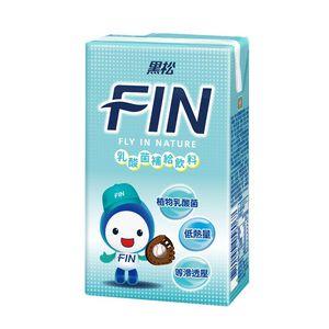 黑松FIN乳酸菌補給飲料250mlx24