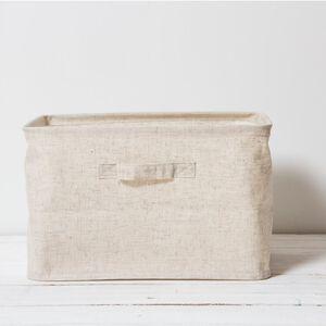 【收納】森/棉麻深型收納盒