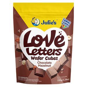 love wafer cubes-choco hazelnut