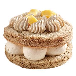 Donutes Earl Grey Tea Cake