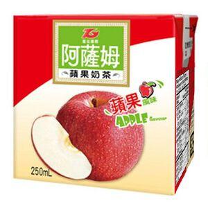 阿薩姆蘋果奶茶TP250ml