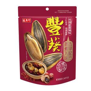 盛香珍豐葵香瓜子-桂圓紅棗風味-150g