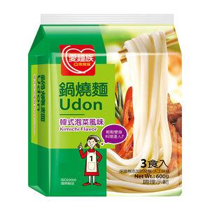Oriental Noodle-Udon Korean Pickles