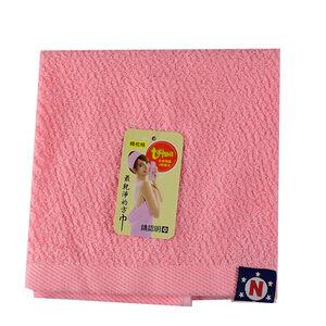 【安心價】13082精梳棉方巾