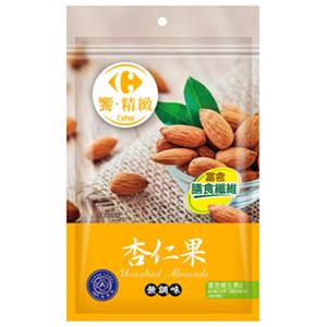 C-Unsalted Almonds 155g