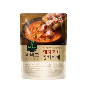 CJ bibigo Pork Kimchi Stew 460g