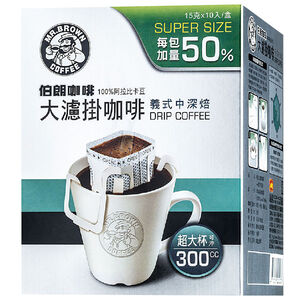 Mr. Brown Big Drip Coffee-Mid Deep Roast