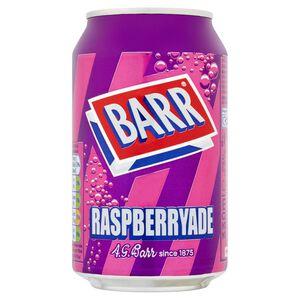 Barr Raspberryade No Sugar