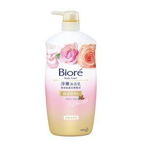 Biore Body Foam -- Rose
