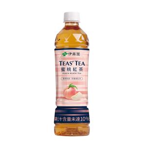 Peach Black Tea 535ml