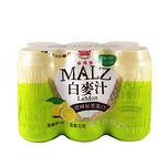 崇德發白麥檸檬汁Can 330ml, , large
