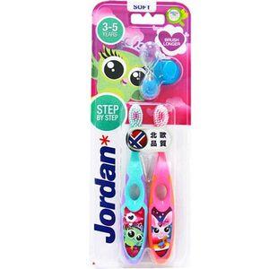kids toothbrush(3-5) Value Pack (2 in)