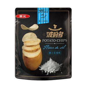 HwaYuan Potato Chips-Fleur de sel