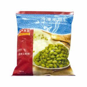 龍門冷凍毛豆仁-500g