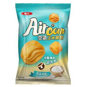 HwaYuan AirCorn Corn Shortbread Sea Salt