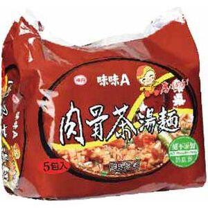 味味A肉骨茶麵(袋) 85g