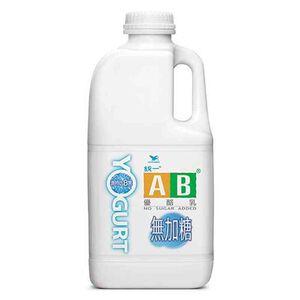 統一AB無加糖優酪乳1830ml到貨效期約6-8天