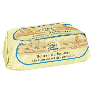 C-RDF Butter with Guerande Sea Salt