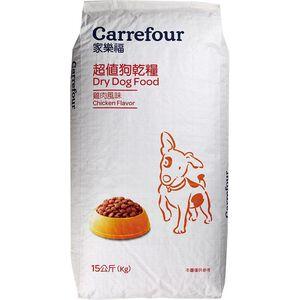 D-dry dog food(Chic flav) 15