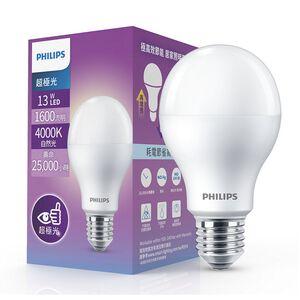 Philips LED Bulb 13W