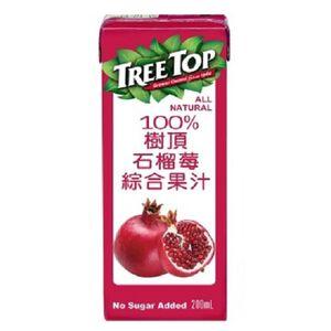 Pomegranate Juice Aseptic 200ml
