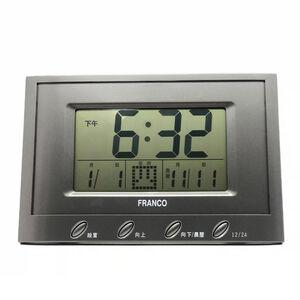 TW-2570 LCD液晶螢幕顯示掛鐘