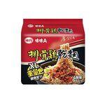 味味A排骨雞乾麵XL重量包123g, , large