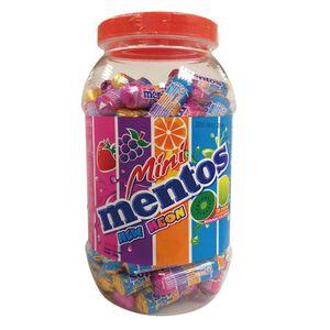 Mini Mentos New Neon 100U Jar