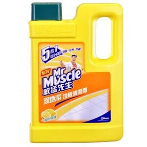 威猛先生地板瓶裝-檸檬