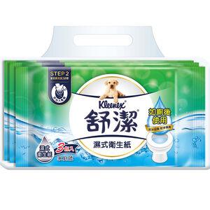 舒潔濕式衛生紙-40PC
