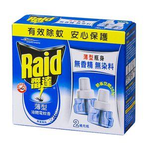 Raid LE Edie US Refill 41ml*2