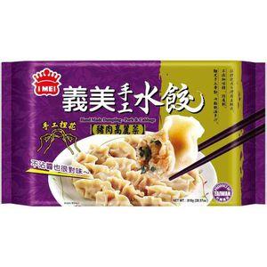 義美手工水餃-豬肉高麗菜-810g