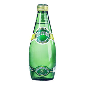 Perrier 汽泡礦泉水330mlx4