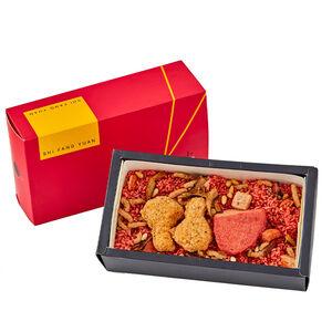 十方苑-紅麴油飯禮盒(奶素)