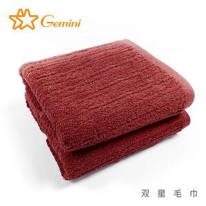 經典羅紋方巾_SC134-R