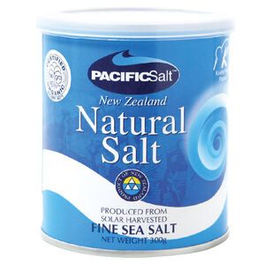 紐西蘭日曬天然海鹽 300g