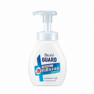蜜妮GUARD抗菌洗手慕絲尤加利香250ml