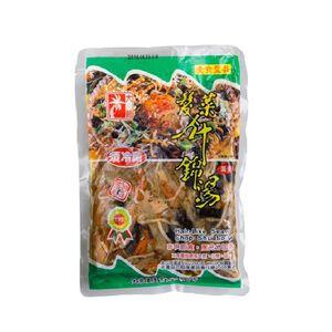 大椰髮菜(金針)什錦湯(冷藏)(全素)