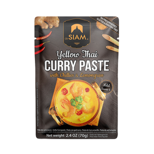 deSIAM Yellow curry paste