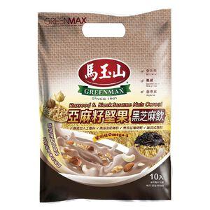 Greenmax Flaxseed balck sesame