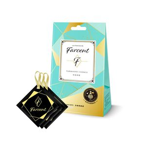Farcent香水衣物香氛袋-粉藍甜蜜-10gx3