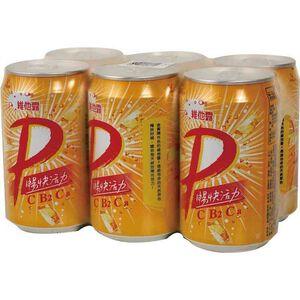Vitalon P soda can