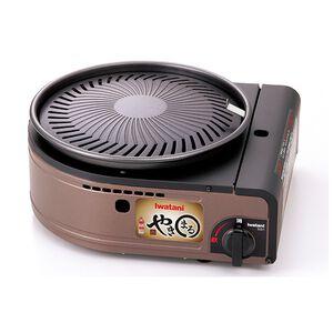 岩谷無煙燒烤卡式爐 1.0Kw,